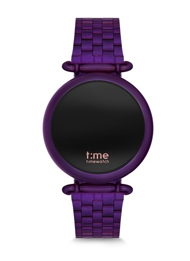 Timewatch Saat Mor